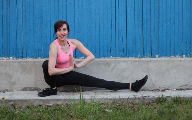 Joga dla zdrowia - wywiad z nauczycielką jogi Marią Borowy
