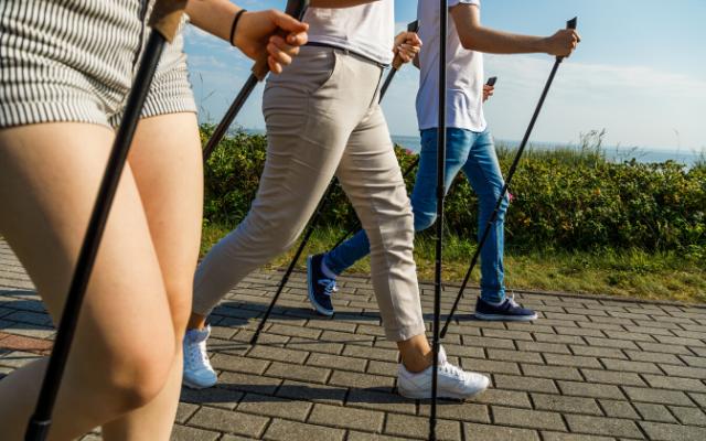 Nordic walking [Poradnik dla początkujących]